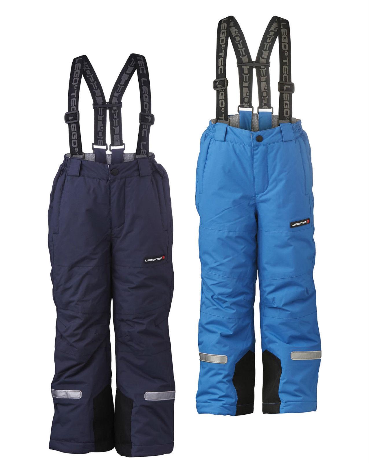 6edda7d55 Lego Tec Wear Pax 670 Kids Ski Pants Salopettes - Run Charlie