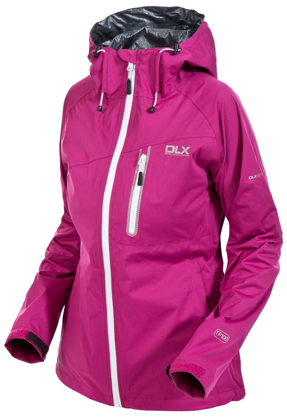 1e62143c6016d Trespass Erika DLX Women s Waterproof Jacket - Run Charlie