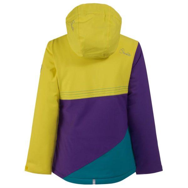 clearance prices 6c655 615ea dare2b emulate kids ski jacket in royal ... b4eab785d