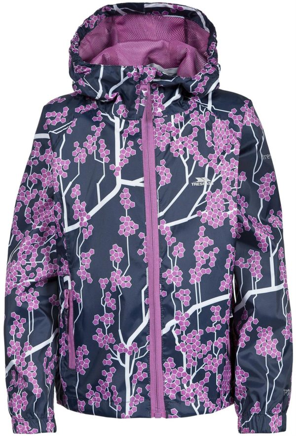 Trespass Girls Inez Packaway TP75 Jacket