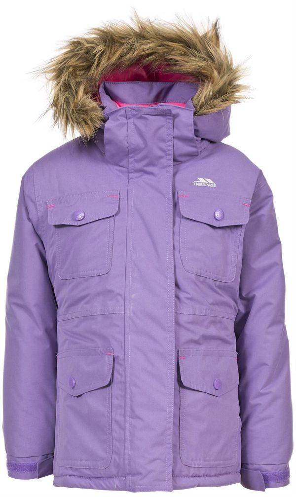 Regatta Spinball Girls Waterproof Insulated Jacket