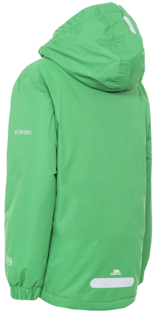 35d3dd9f6 Trespass Flemington Boys Jacket Fleece Lined
