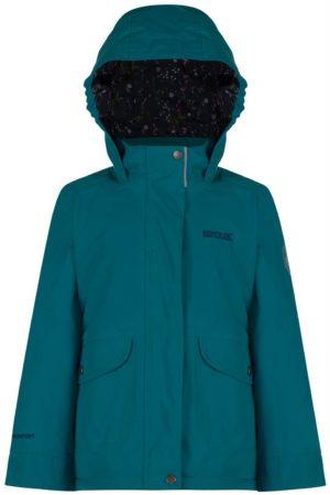 4051e858733 Regatta Spinney Girls Jacket Insulated Waterproof