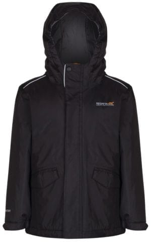 Regatta Hurdle Kids Jacket Waterproof Insulated