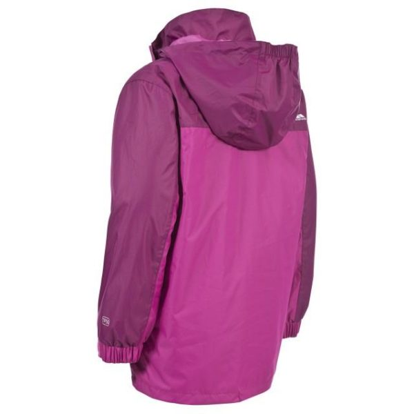 0357a10c3d7a Trespass Maddox 3-in-1 Kids Waterproof Jacket - Run Charlie