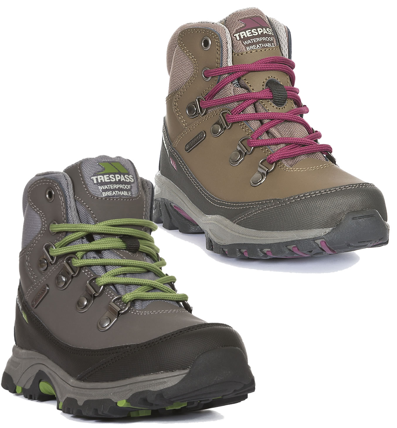 Trespass Glebe II Kids Walking Boots