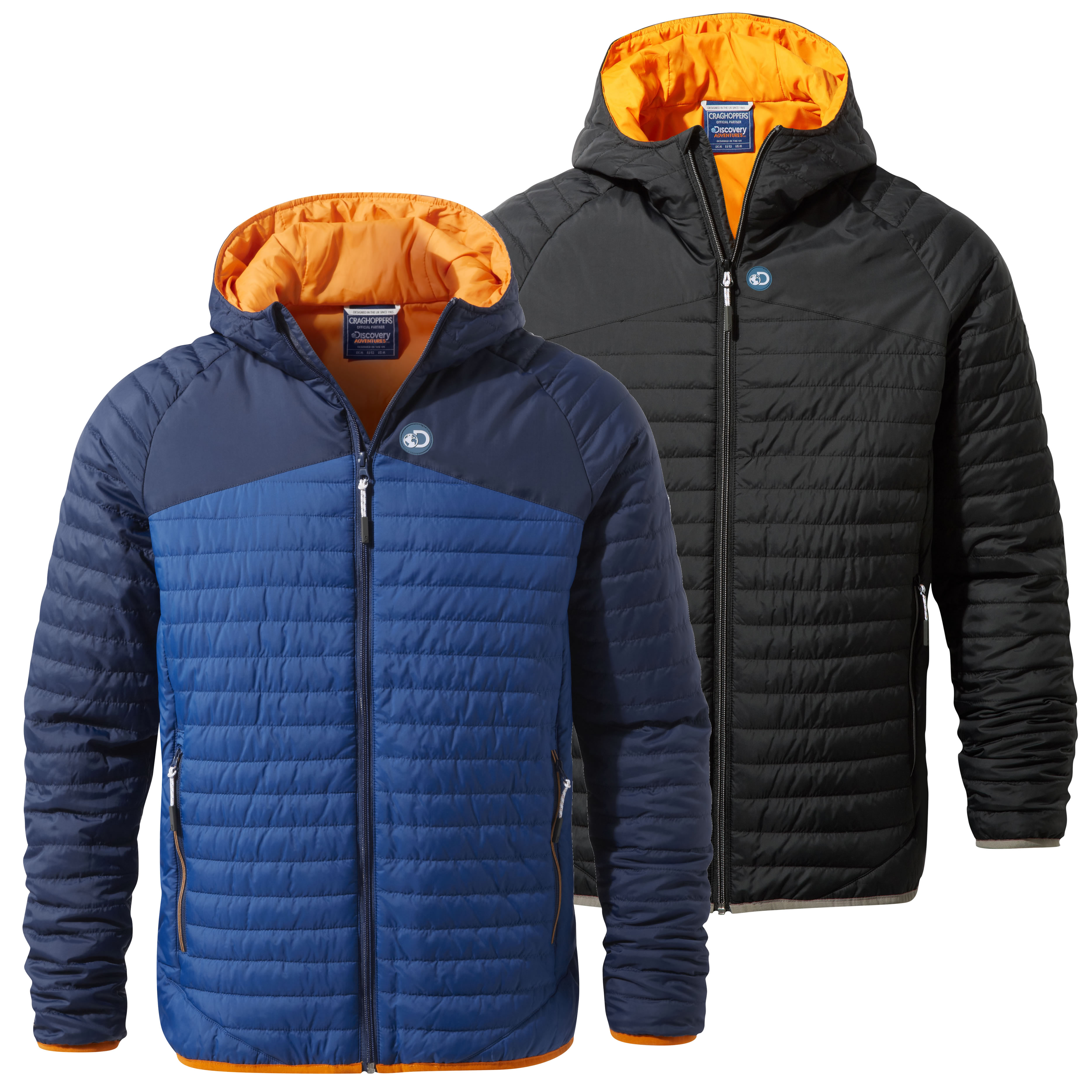838f3f4e59ae5 Craghoppers Discovery Adventures Climaplus Mens Jacket New Season ...