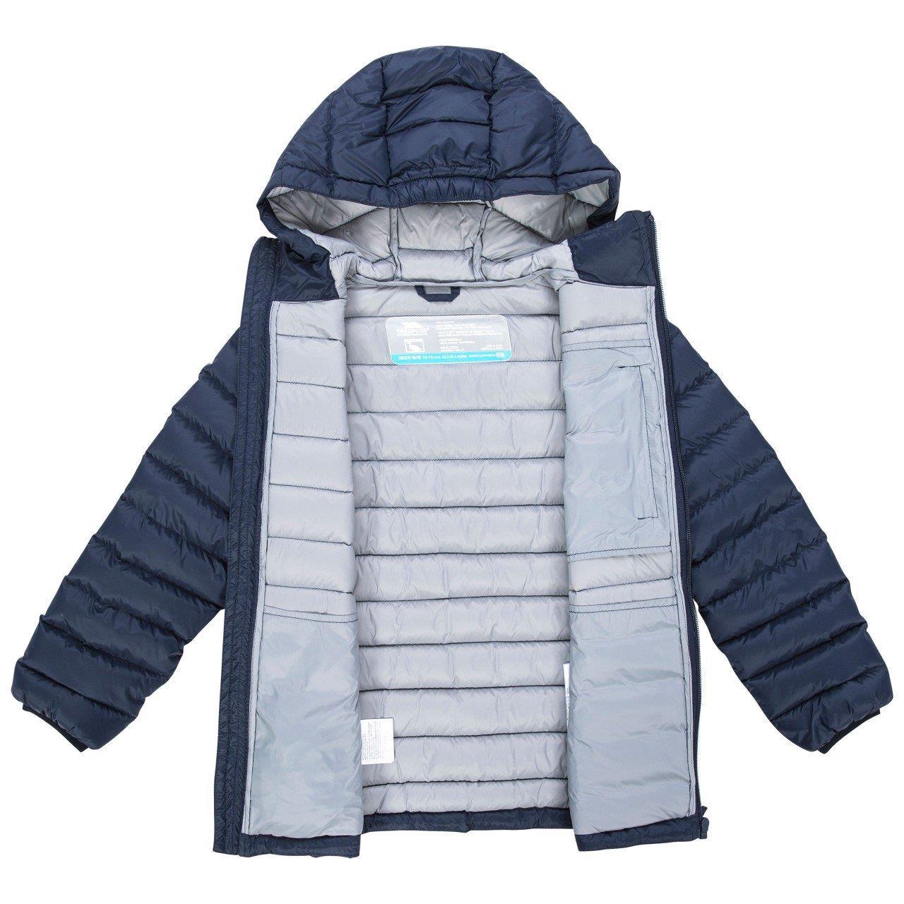 7b096bc71 Trespass Morley Kids Down Filled Jacket - Run Charlie