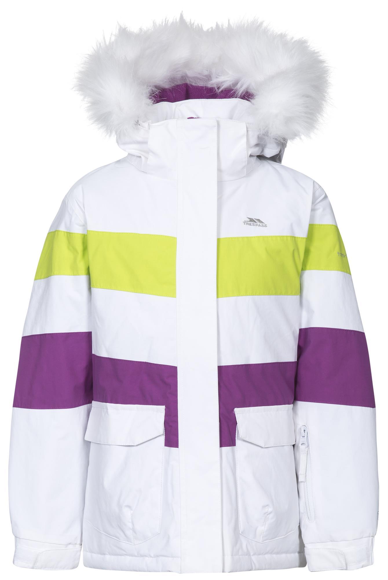 686c3f3911a Trespass Hawser Girls Ski Jacket