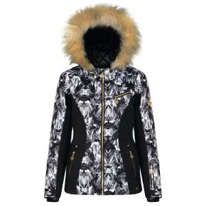 Dare2b X Julien MacDonald Affluence Ski Jacket 8b7e7df3f
