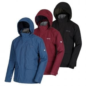 Regatta Northton II 3-In-1 Jacket