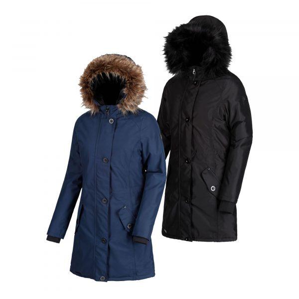 5b87f2801 Regatta Saffira Waterproof Insulated Jacket