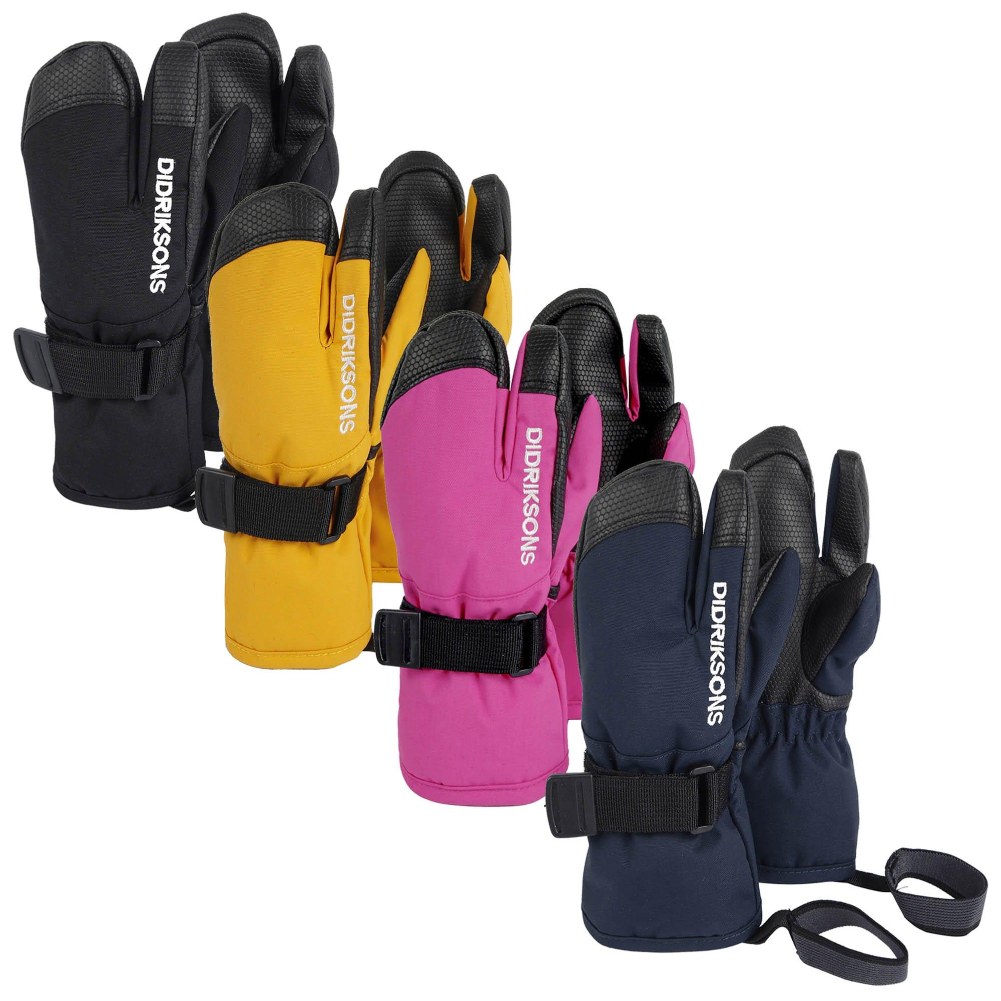 Didriksons Fossa Kids Three Finger Gloves