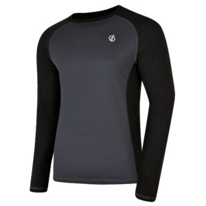 Dare2b Exchange Mens Base Layer Long Sleeve Tee