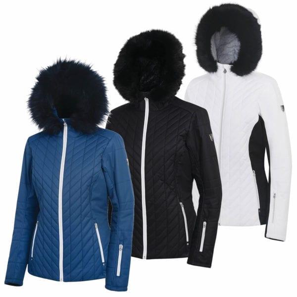 Dare2b Svelte Womens Waterproof Insulated Ski Jacket