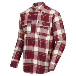 Regatta Tygo Mens Lined Long Sleeved Shirt