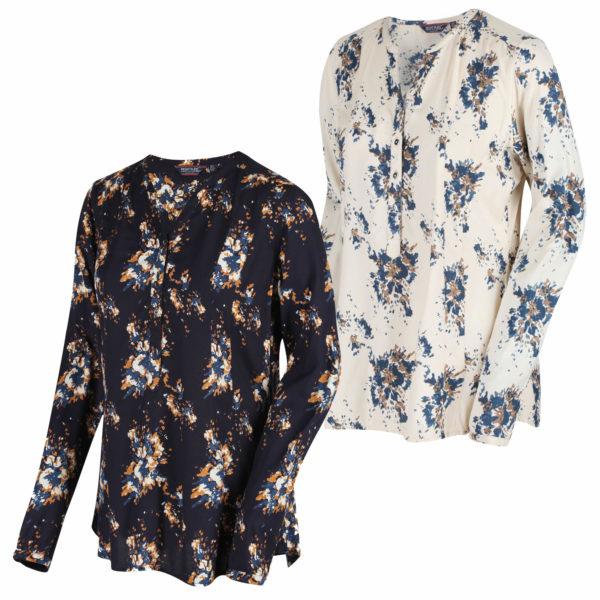 Regatta Makala Womens Long Sleeve Shirt