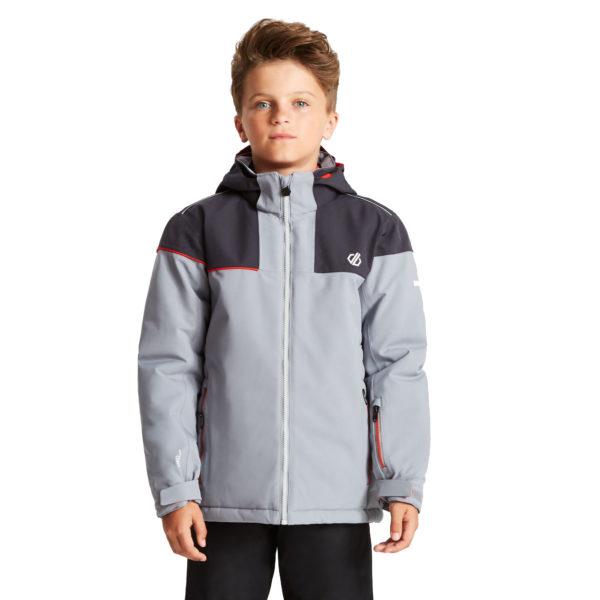 Childrens Dare2b Jed Kids School Coat Boys Waterproof and Breathable Ski Jacket