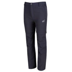 Regatta Hikefell Zip Off Kids Trousers