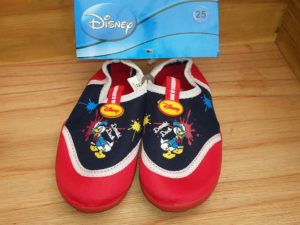 Kids Disney Aqua Water ShoesDe Fonseca