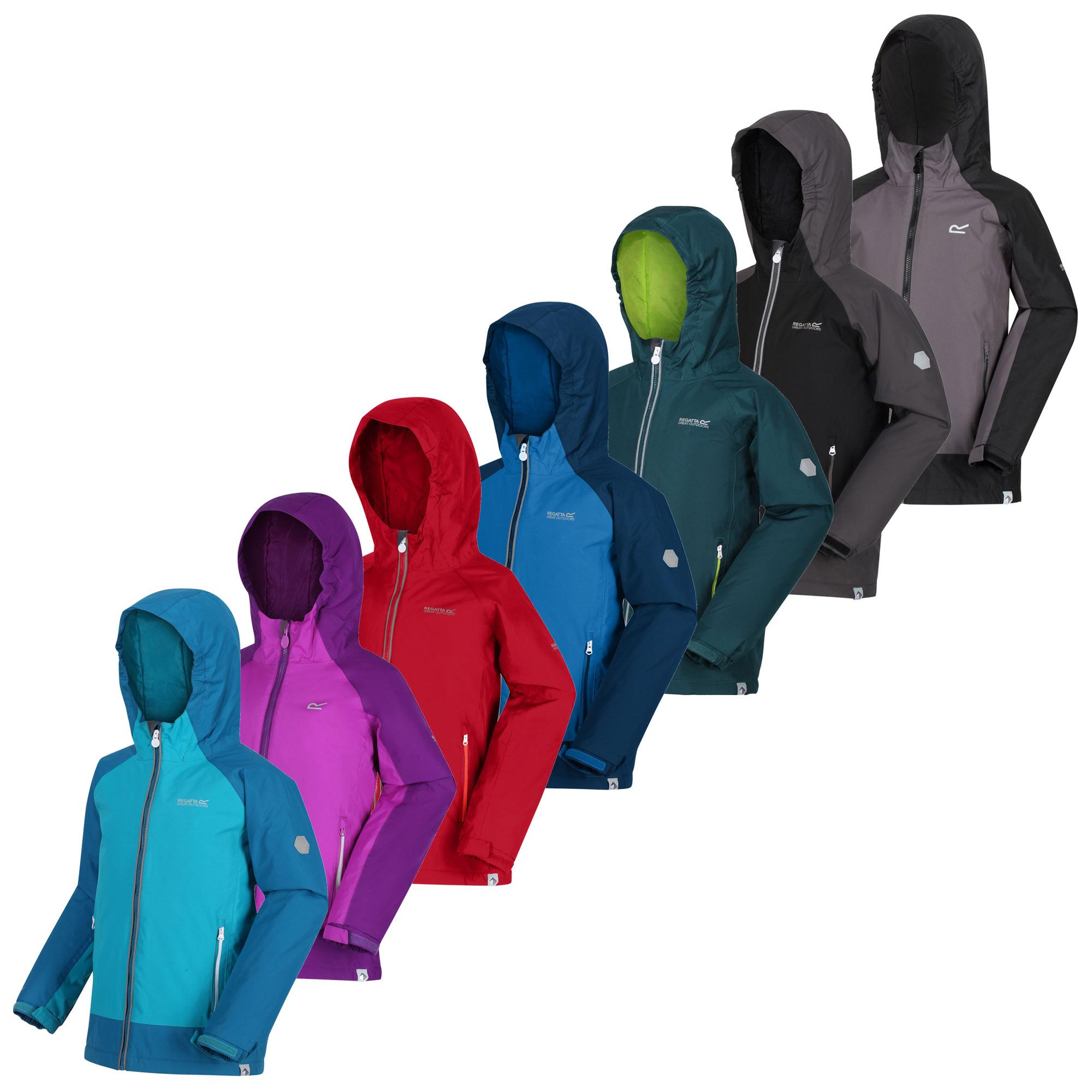 Regatta Hurdle Iii Insulated Waterproof Jacket Chaqueta aislante impermeable Unisex ni/ños