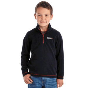 Regatta Hotshot II Kids Half-Zip Fleece
