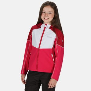 Regatta Acidity IV Kids Reflective Softshell Jacket